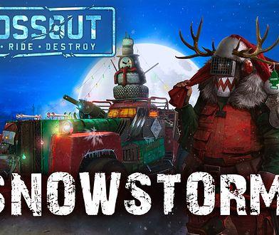 """Crossout na Święta z aktualizacją """"Burza Śnieżna"""""""