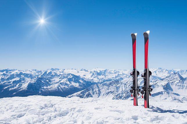 Urazy dolnych i górnych kończyn, a także naciągnięcia i zerwania więzadeł mogą spowodować, że narciarza nie da się ewakuować w inny sposób niż helikopterem ratunkowym