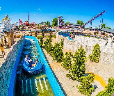 Energylandia to raj m.in. dla fanów wodnych atrakcji