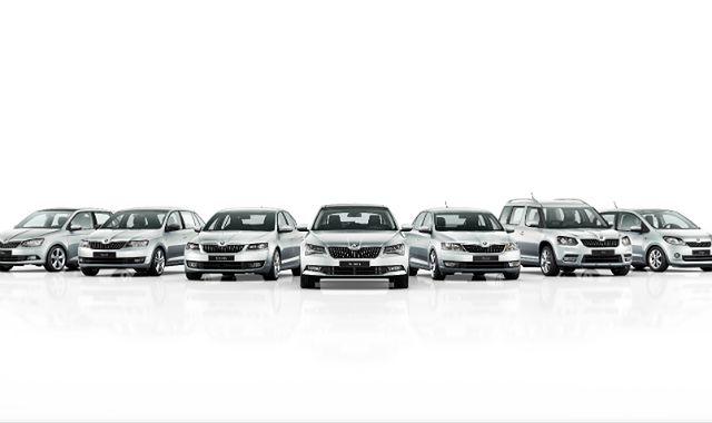 """Czesi """"poszli na rekord"""" - Skoda sprzedała ponad milion aut w zeszłym roku"""