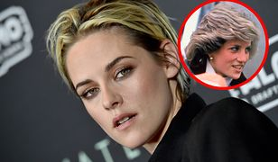 """Kristen Stewart zagra księżną Dianę w filmie """"Spencer"""" Pablo Larraina"""