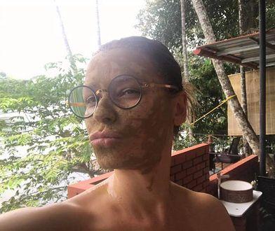 Paulina Młynarska w Indiach. Leczy rany po stracie ojca