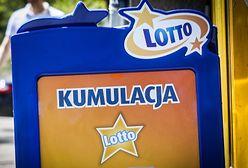 Ogromna wygrana w Lotto. Szczęśliwiec stał się bogatszy o ponad 23 mln zł