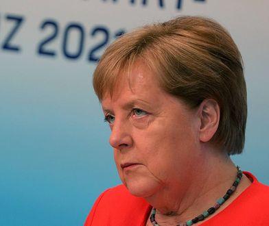 Merkel: Niemcy uznają swoją odpowiedzialność za zbrodnie II wojny światowej