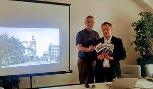 Śląskie. O tym, jak Bielsko i Biała współpracowały i rywalizowały przez wieki, opowiadał dziennikarz i historyk Jacek Kachel.
