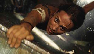 Alicia Vikander w roli Lary Croft jest świetna