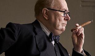 Wielki polityk, jakim był Churchill, zasługuje na lepszy film