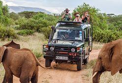 Czy safari z sześciomiesięcznym dzieckiem to dobry pomysł? Ci rodzice stwierdzili, że tak