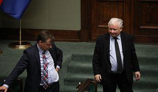 Kaczyński przedstawił dwa warianty. Rozpadu koalicji nie będzie