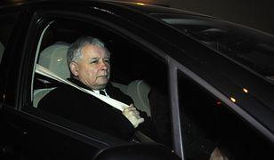 Jarosław Kaczyński negocjował w prezydenckiej willi 4 godziny