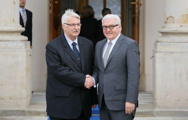 Witold Waszczykowski: Polska i Niemcy mają wspólne zdanie nt. zagrożeń bezpieczeństwa