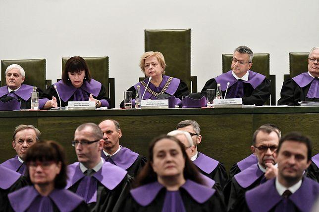 Trzy izby Sądu Najwyższego podjęły uchwałę ws. sędziów powołanych na wniosek nowej KRS