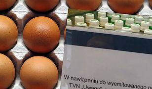 Lokale wycofują jaja z Oldaru. Natychmiastowa reakcja na materiał TVN o zmielonych zarodkach