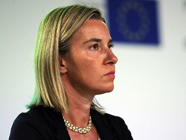 Federica Mogherini: od Putina zależy, czy będzie partnerem, czy przeciwnikiem
