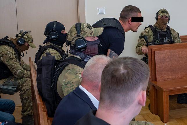 Układ prokuratury z gangsterem z Poznania. Po wyroku wyznał: kłamałem