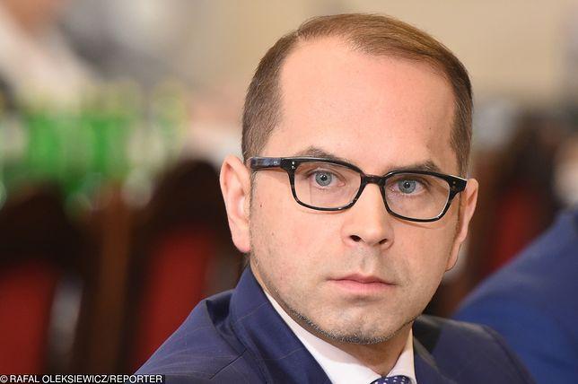 Kłopoty Szczerby. MSWiA zawiadamia prokuraturę