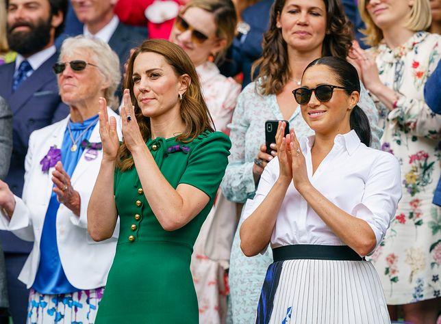 Meghan i Kate nie mogą nosić diamentów w ciągu dnia. Tak zarządziła królowa
