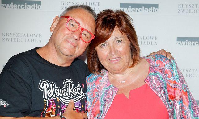 Jurek i Lidia Owsiakowie uchodzą za parę idealną.