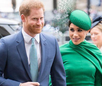 Książę Harry jest mniej inteligentny niż Meghan Markle? Autorka książki o księżnej Dianie analizuje zachowanie pary