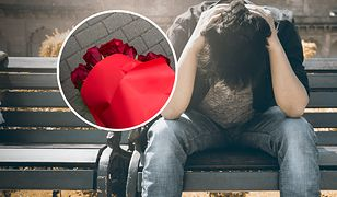 Kupił bukiet czerwonych róż na zgodę. Internauci pytają, co było dalej