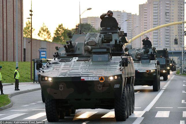 15 sierpnia. Obchody Święta Wojska Polskiego przeniesione z Warszawy do Katowic