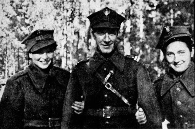 Seks w armii Berlinga