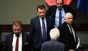 """Wybranowski: """"Zimny prysznic dla PiS"""" [OPINIA]"""