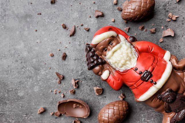 Świąteczne figurki z czekolady. Tak cudne, że aż szkoda je zjeść