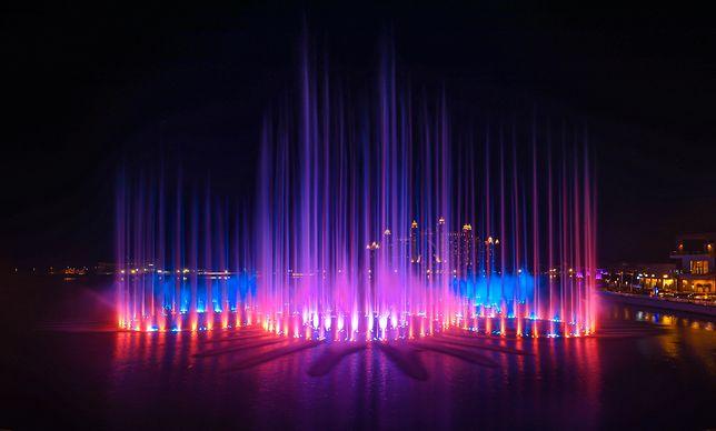 Palm Fountain, Dubaj
