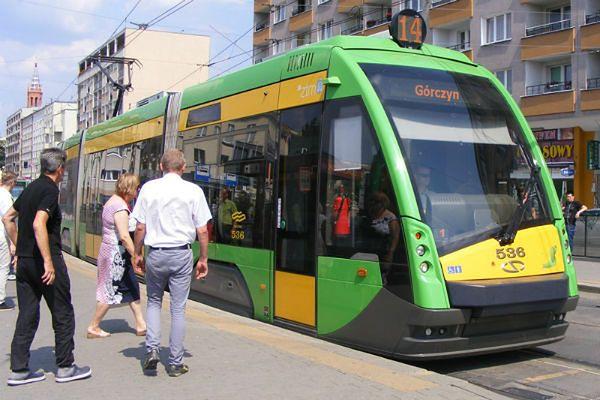 Zmiany w komunikacji miejskiej w Poznaniu. Od dziś czekamy krócej na tramwaje