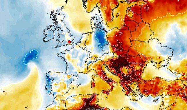 Pogoda. Do Polski docierają upały. Będzie nawet 36 stopni C.