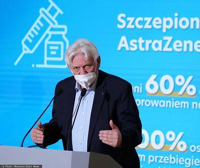 Co poradzą Morawieckiemu? Prof. Horban uchylił rąbka tajemnicy