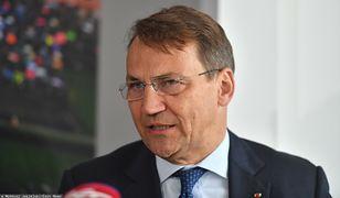 """Radosław Sikorski o akcjach służb Rosji: """"Polska była laboratorium"""""""