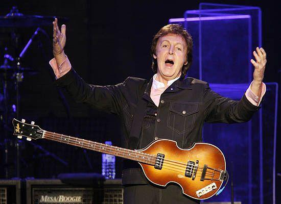 Paul McCartney zaśpiewa w Białym Domu