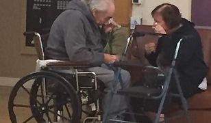 Rozdzielono ich po 62 latach małżeństwa