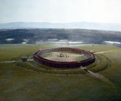 Muzeum Quintana – rekonstrukcja rondela