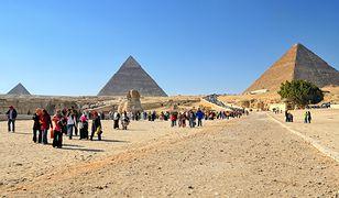 Egipskie piramidy przestaną skrywać tajemnicę?