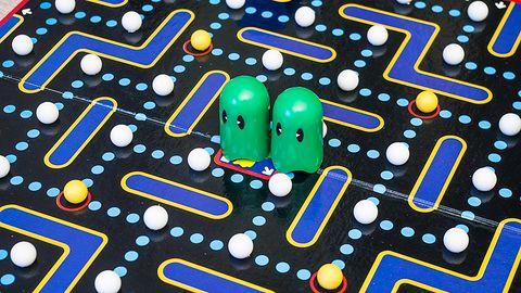 Pac-man – hit z automatów przeniesiony na planszę