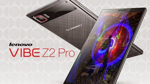 Lenovo Vibe Z2 Pro oficjalnie zaprezentowany. Samsung Galaxy Note ma silnego przeciwnika?