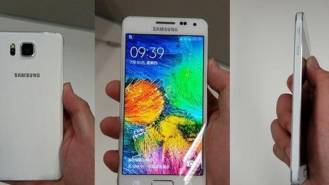 Nadchodzący aluminiowy Samsung będzie podobny do iPhone'a?