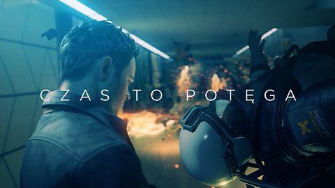 Microsoft prezentuje reklamę telewizyjną Quantum Break #prasówka