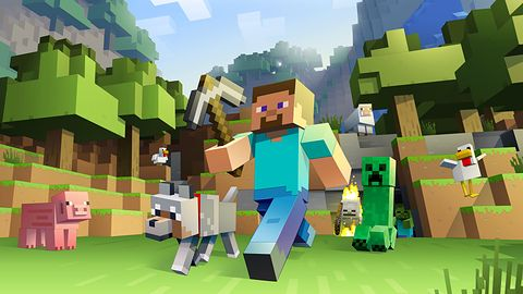 Minecraft dla Windowsa 10 pozwoli grać przeciwko smartfonom