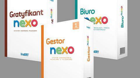 Kombajn dla małych i średnich firm: aplikacje InsERT nexo obejmują już wszystkie aspekty prowadzenia biznesu