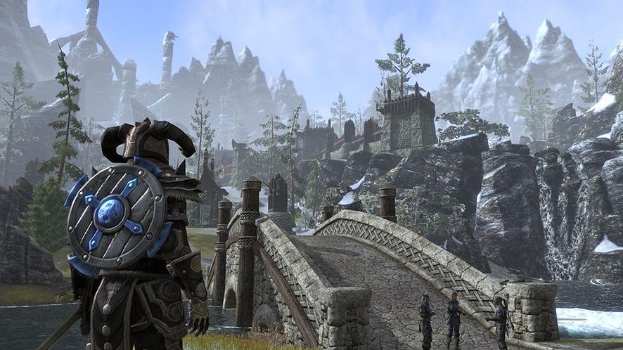 To było do przewidzenia: The Elder Scrolls Online bez abonamentu