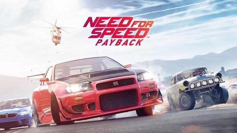 Need for Speed Payback: trójka bohaterów i nielegalne wyścigi
