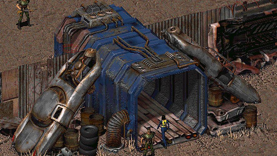 Stare lepsze: fani odtwarzają pierwszego Fallouta na silniku 3D nowszej części