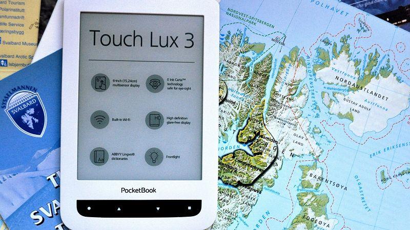 PocketBook na Arktyce – pomysł na niestandardowe wakacje #prasówka