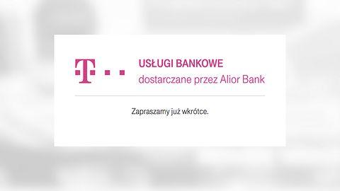 AliorSync od niedzieli pod szyldem T-Mobile, w sobotę będzie wyłączony