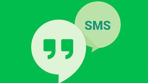 Google Hangouts 2.1 miesza Hangouty z SMS-ami w jednej rozmowie