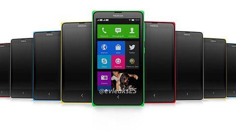 Nokia Normandy to smartfon oparty na Androidzie z interfejsem Modern
